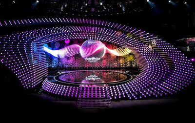 Will Eurovision spell the end of kinetic spheres at corporate live events?