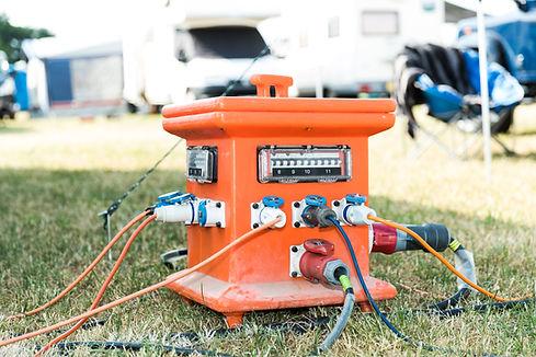 Electrical Hookups