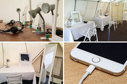 package-glamping-pamper-power-tent-honey