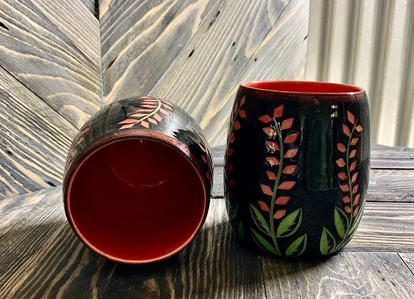 Fireweed Cup Set