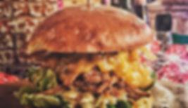 Burger Village Pulled Pork
