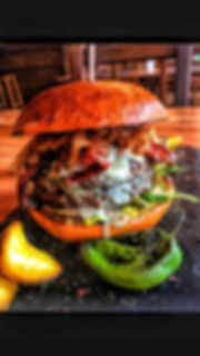 Blaues Wunder (Blue Cheese Burger)