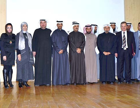 حفل دورة جمعية المعلمين 2012
