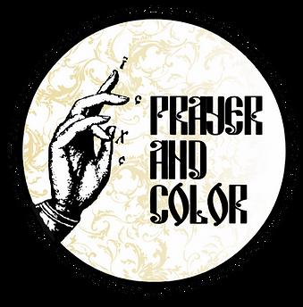 Prayerandcolor logo