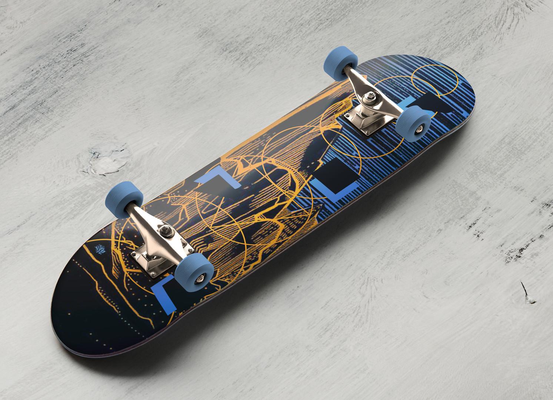 BOARD DESIGN model. ATLANTIS
