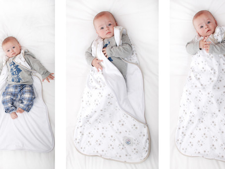 Benefits of a Baby Sleep Bag