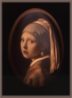 Vermeer's, Girl w/ the Pearl Earring