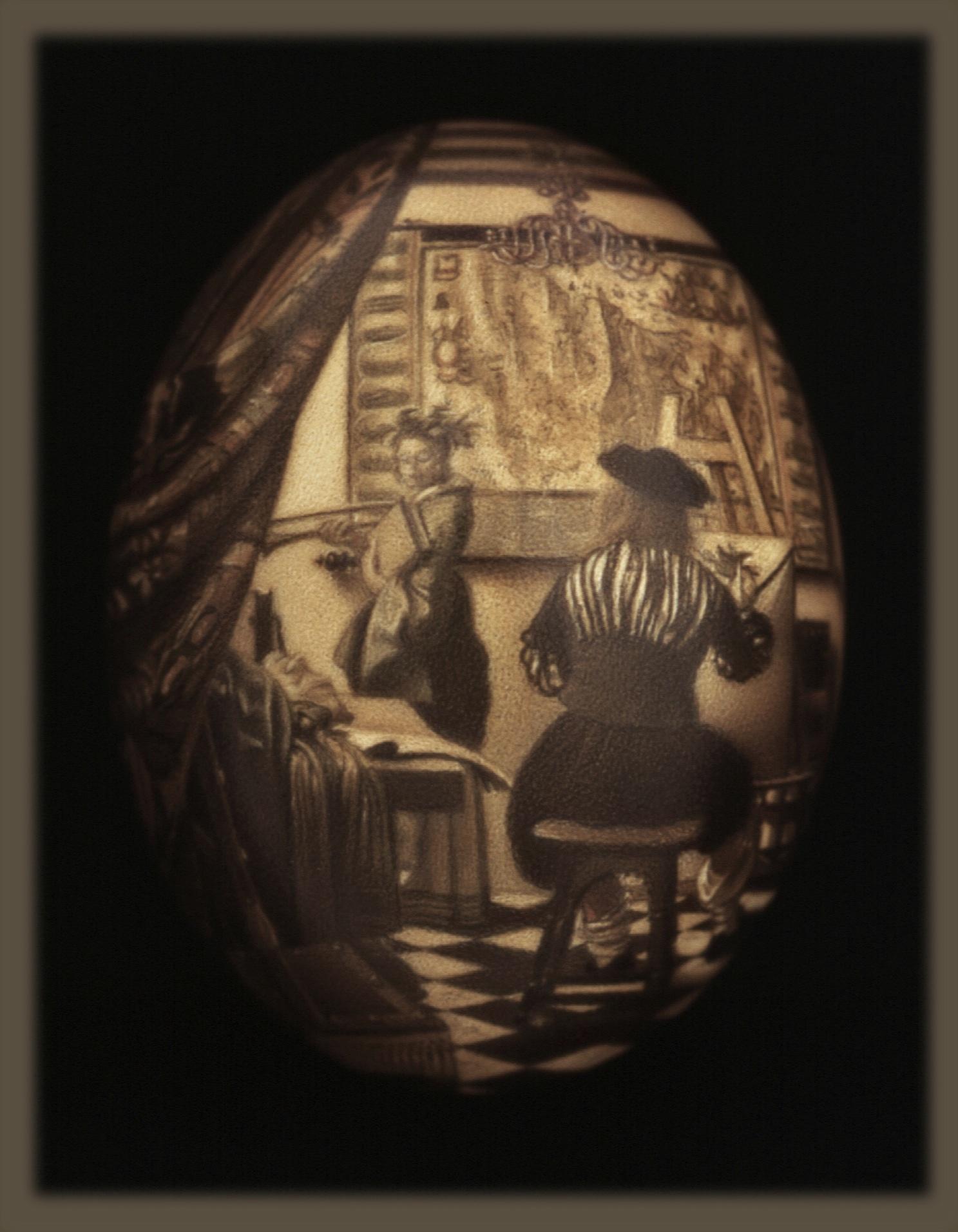 Vermeer's, History of Painting