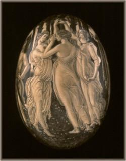 Botticelli's, Three Graces