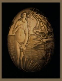 Botticelli's Birth of Venus (R)