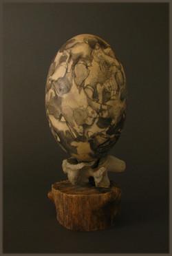Variations in Wood, Bone, & Round