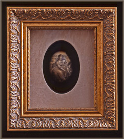 da Vinci's Virgin w/Child & St. Anne