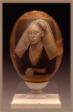 van der Weyden's, Portrait of a Lady