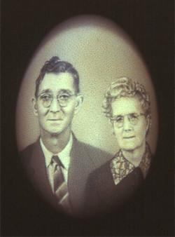 Walter & Lena Minefee