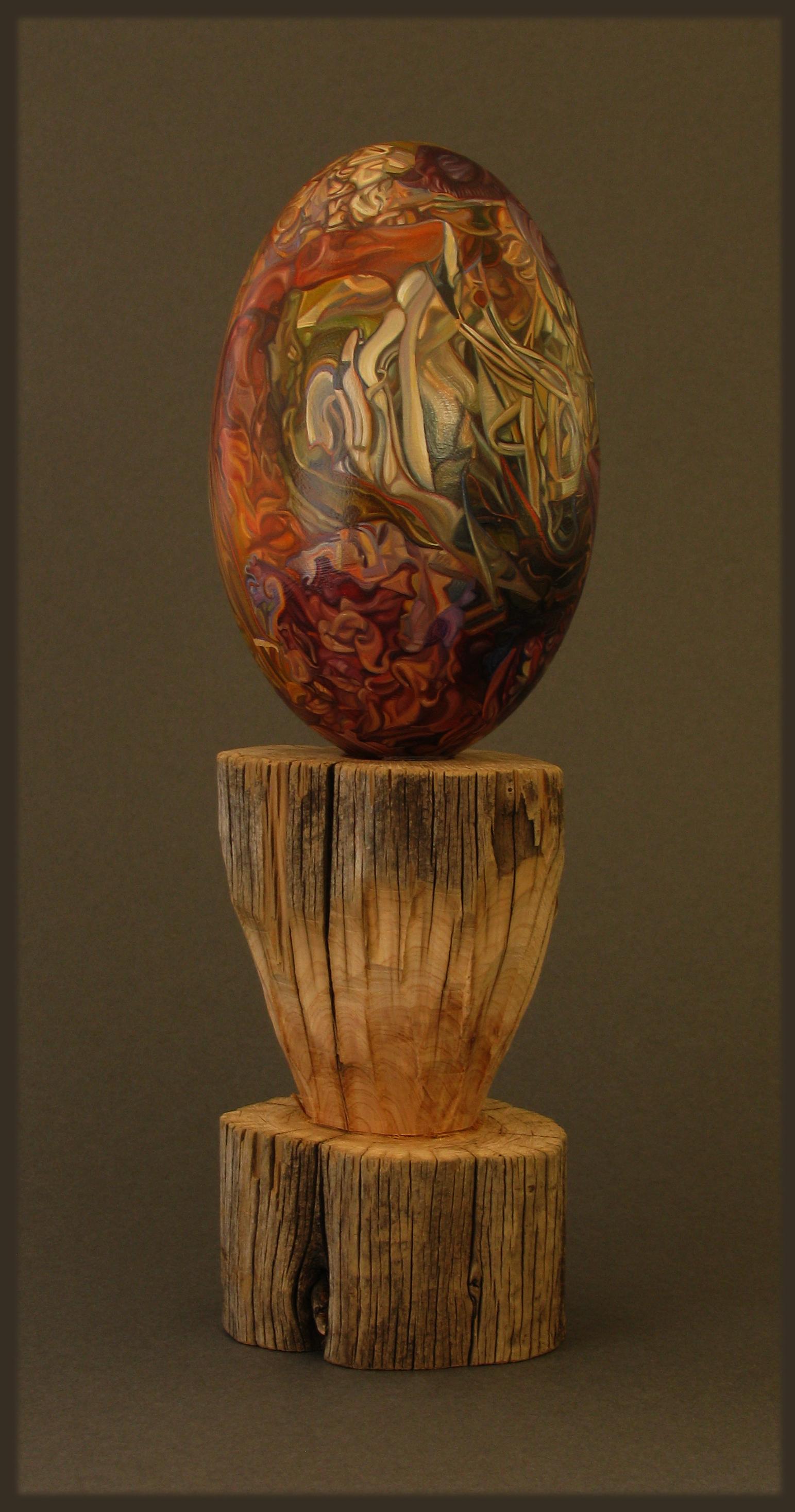 Iris & Her Rivers of Saffron