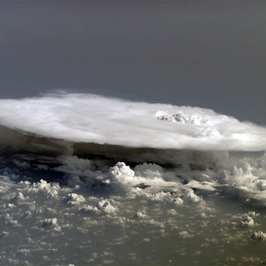 Anvil Clouds are Sure Signs of Dangerous Storms