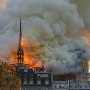 What Homeowners Can Learn From The From The Fire In Paris' Notre Dame