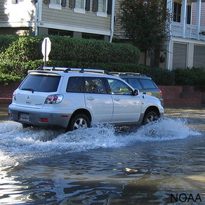 A Moon Wobble Will Mean More Flooding in Virginia