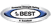 AM Best A Excellent Rating logo for Mutual Assurance Society
