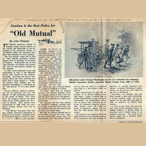 """Many Things Have Changed, and Some Remain The Same at """"Old Mutual"""""""