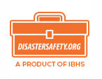 IBHS logo for disaster safety.