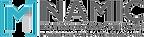Logo of NAMIC, national association of mutual insurance companies
