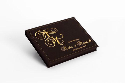 Elegant Invitation Box(Set of 50)