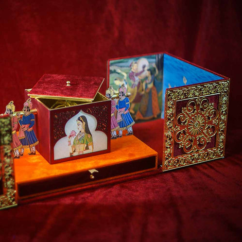 Indian Doli Box (Sample)
