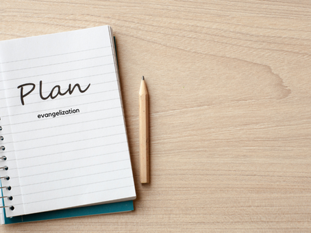The 5 Essential Elements of Any Brilliant Evangelization Plan
