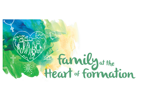 Patrick Speaks at the Archdiocese of Toronto's Family at the Heart of Formation Conference