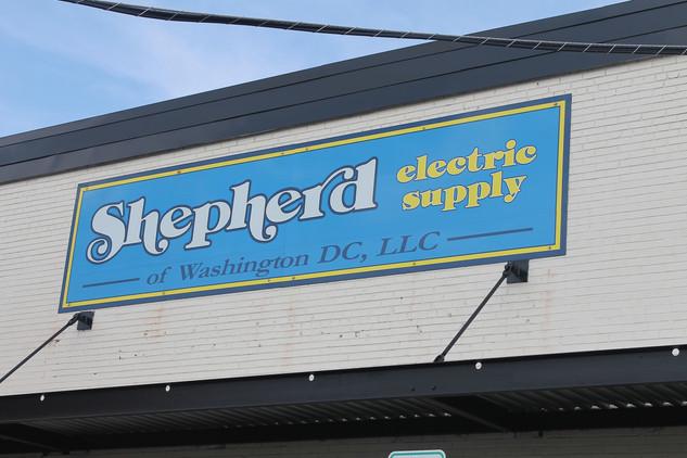 Shepherd D.C. Storefront