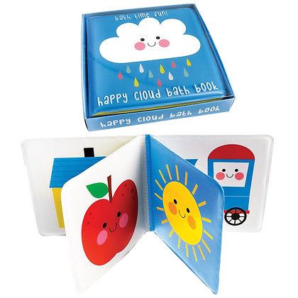 Happy Cloud Bath Book