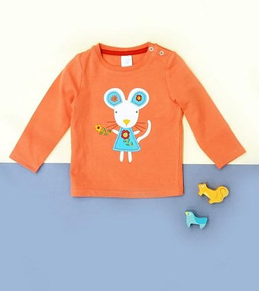 Blade & Rose Maura the Mouse Long Sleeve Top