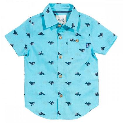 KITE Wonder Whale  Shirt