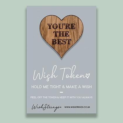 You're The Best - Oak Wish Token