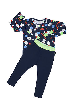 Kids Pyjama Set - Strike That!