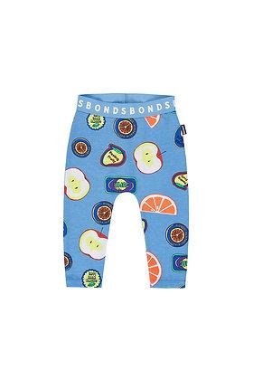BONDS Fruit Sticker Fun Blue Stretchies