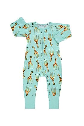 NEW Gerald Giraffe Mint Wondersuit