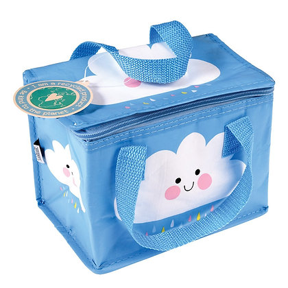 Happy Cloud Insulated Lunch Bag