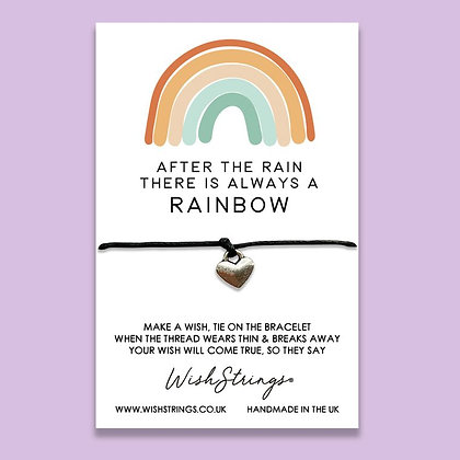 After The Rain, Rainbow WishString