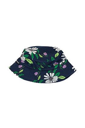BONDS Summer Hat Breeze Floral Navy