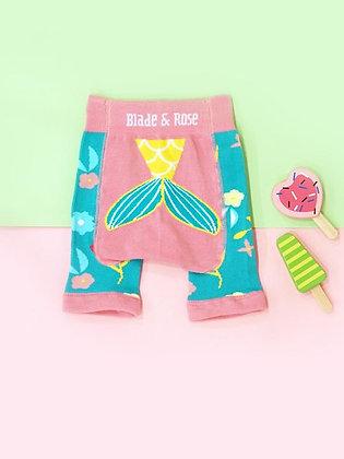 Blade & Rose Mermaid Shorts