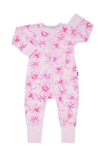 Magnolia Bright Pink Wondersuit