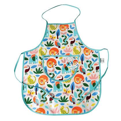 Wild Wonders Childs Cooking/Craft Apron