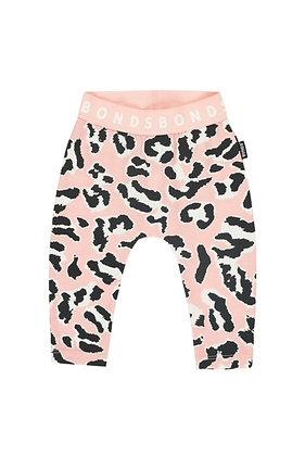 BONDS Major Leopard Sparkling Stretchies