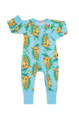 LAST ONE Size 3 George Giraffe Wondersuit