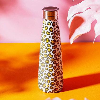 Leopard Love Steel Water Bottle