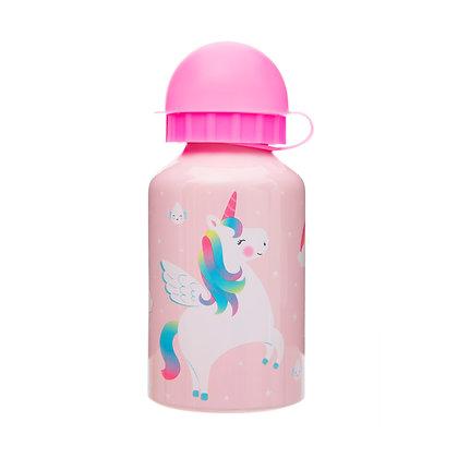 Rainbow Unicorn Kid's Water Bottle