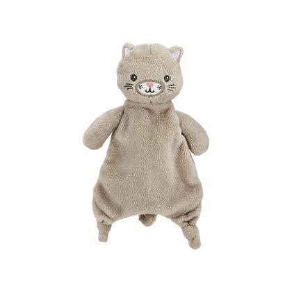 Kitty Cat Baby Cuddle Comforter
