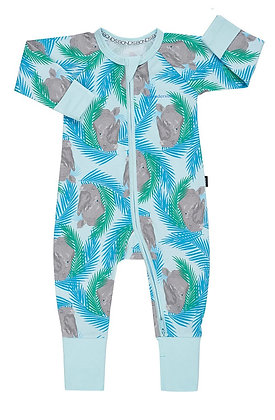 NEW Rodney Rhino Blue Cool Wondersuit